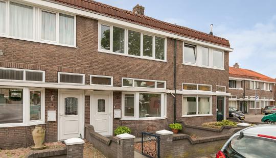 Leeuwerikstraat 7, Breda